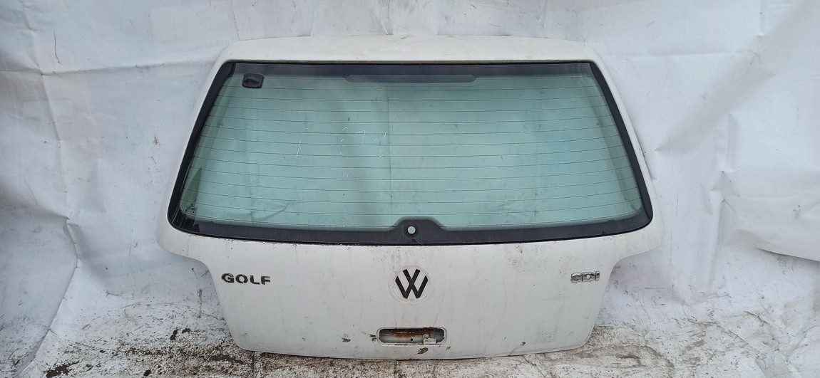 Galinis dangtis G (kapotas) Volkswagen Golf 2000    1.4 Balta