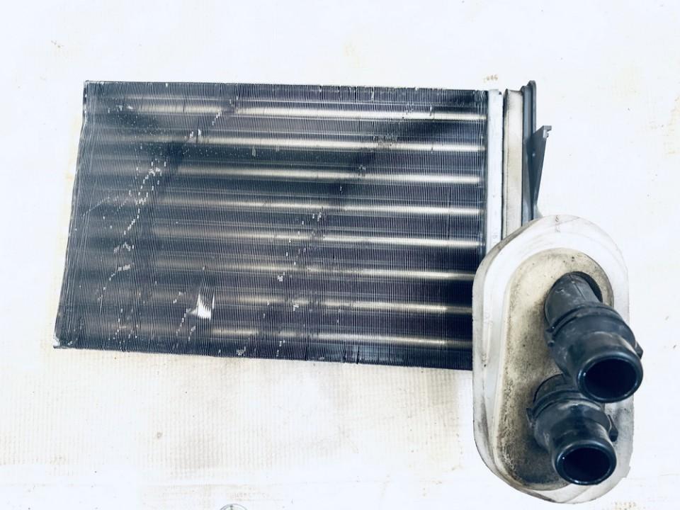 Salono peciuko radiatorius Volkswagen Golf 2001    1.9 1j1819031a