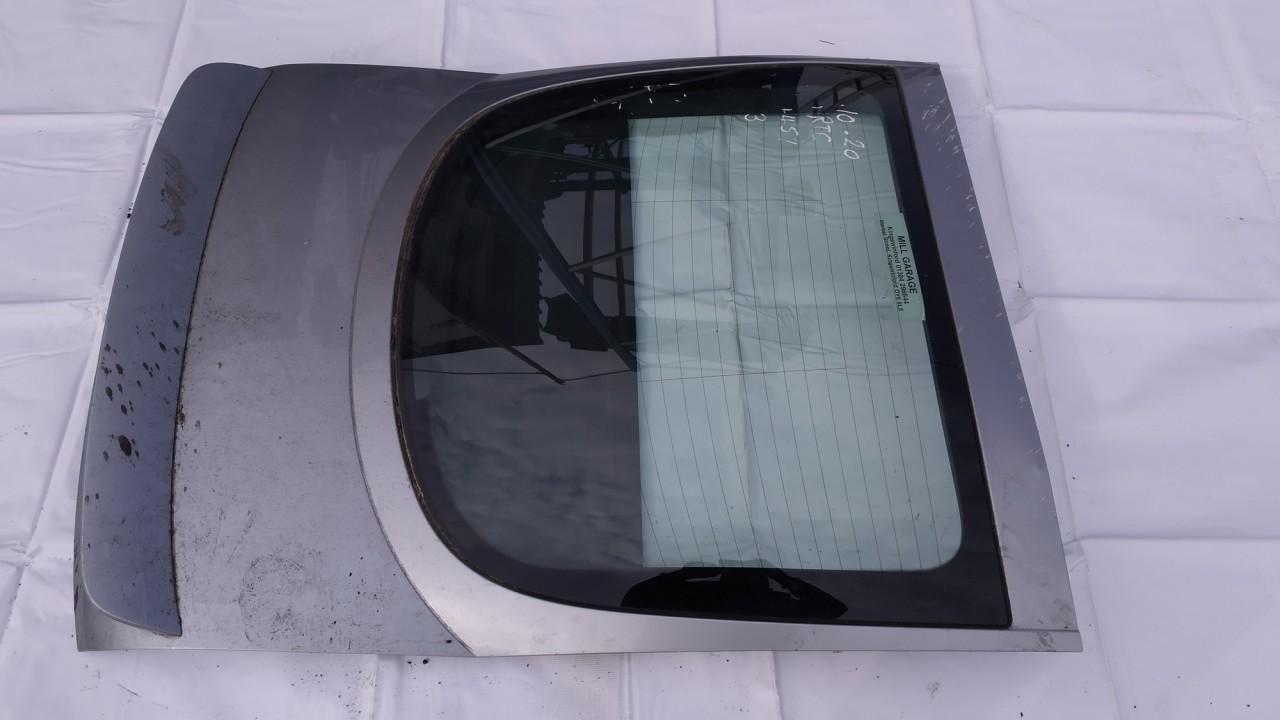 Galinis dangtis G (kapotas) Audi TT 2003    1.8 pilka