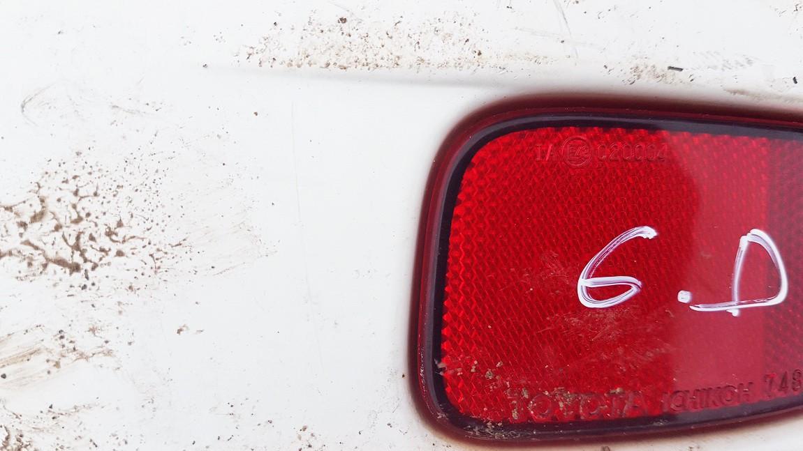 Bamperio atsvaitas G.D. Toyota Previa 2004    2.2 USED
