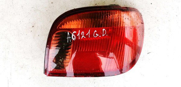 Toyota  Yaris Tail Light lamp Outside, Rear Right