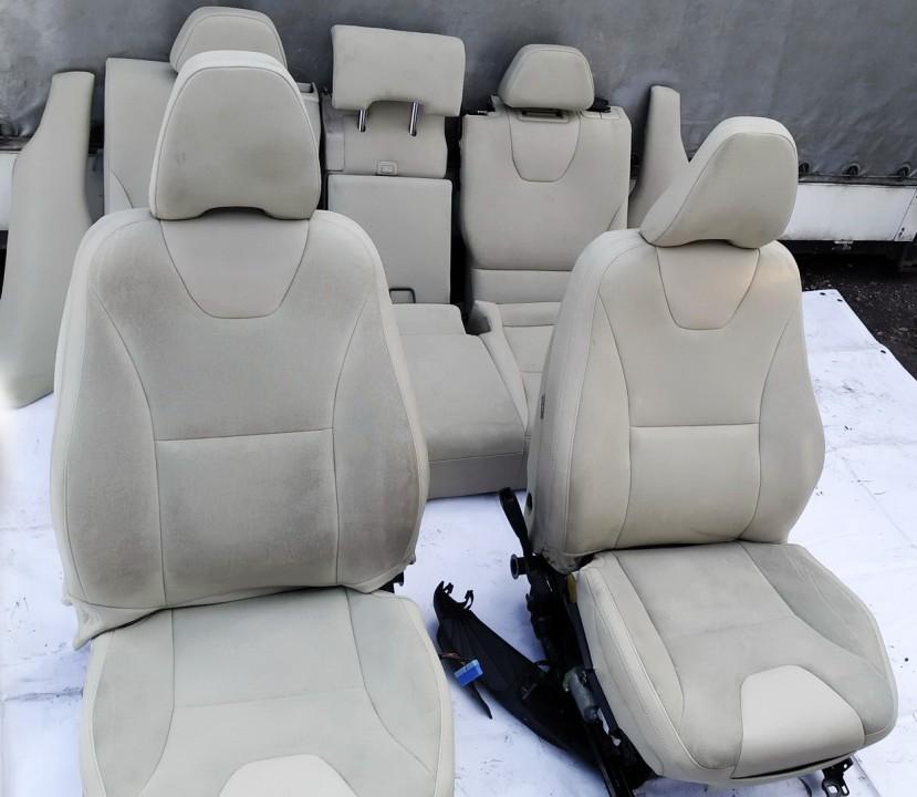 Salono sedyniu komplektas Volvo XC 60 2010    0.0 used