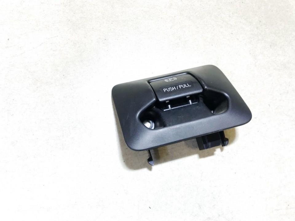 Rankinio stabdzio mygtukas Volvo V70 2008    2.4 30773539