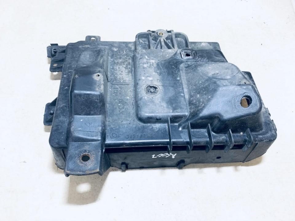 Battery Boxes - Trays Opel Zafira 2010    1.8 13165712