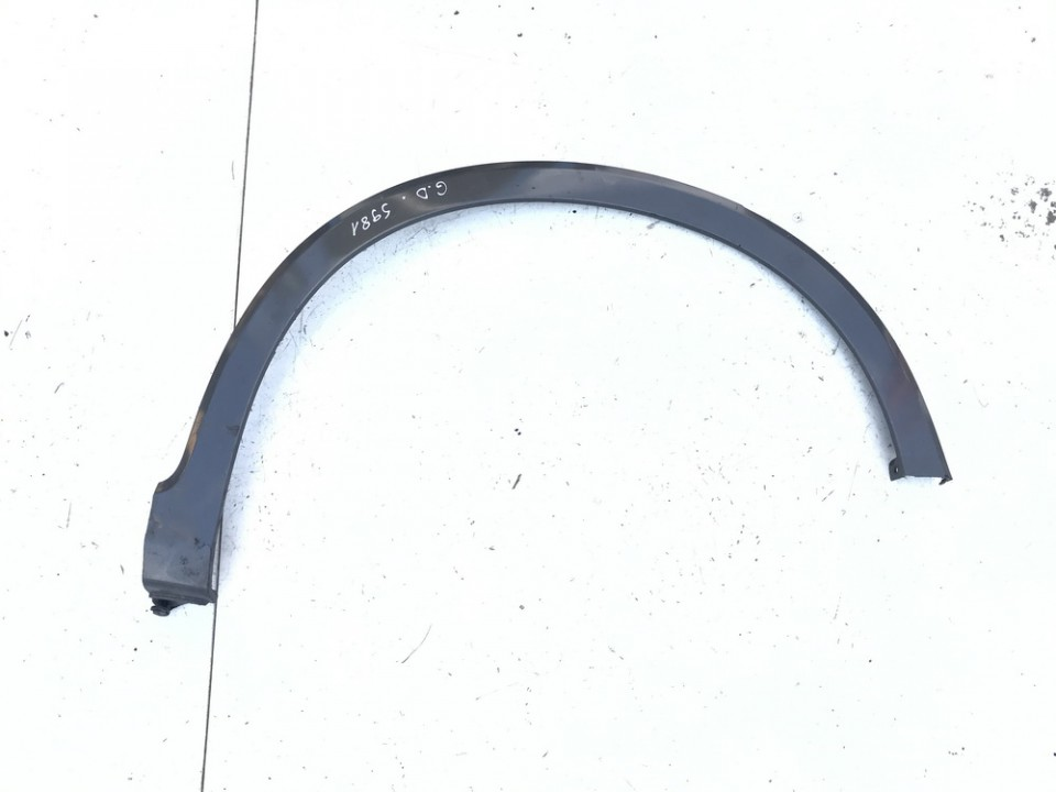 Right Rear Wheel Arch (fender) Trim Honda Civic 2010    2.2 used