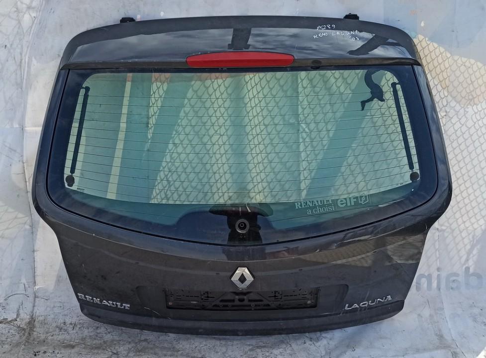 Galinis dangtis G (kapotas) Renault  Laguna