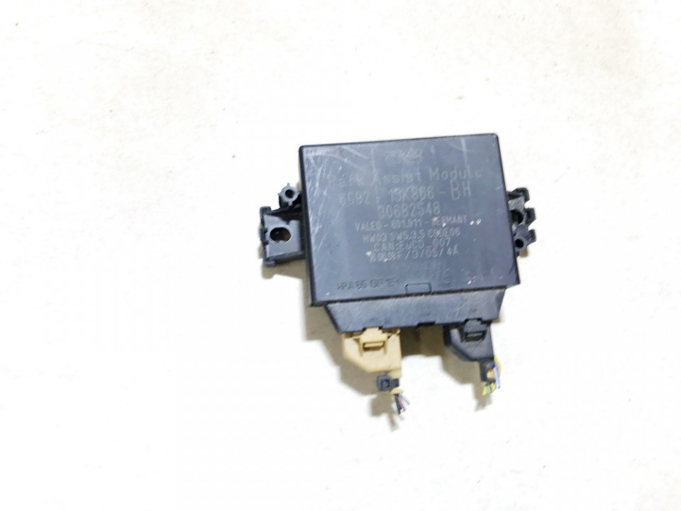 Control Unit Parking (Parking Assist Module) Volvo V70 2008    2.4 6g9215k866bh