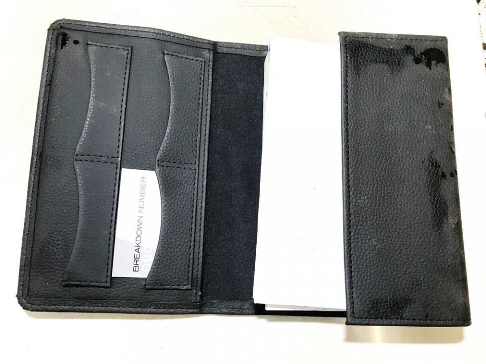 Manual Handbook Wallet (service manual) Nissan X-Trail 2007    2.0 used