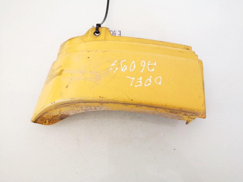 Juostele po zibintu G.D. Opel Zafira 2000    2.0 90580804