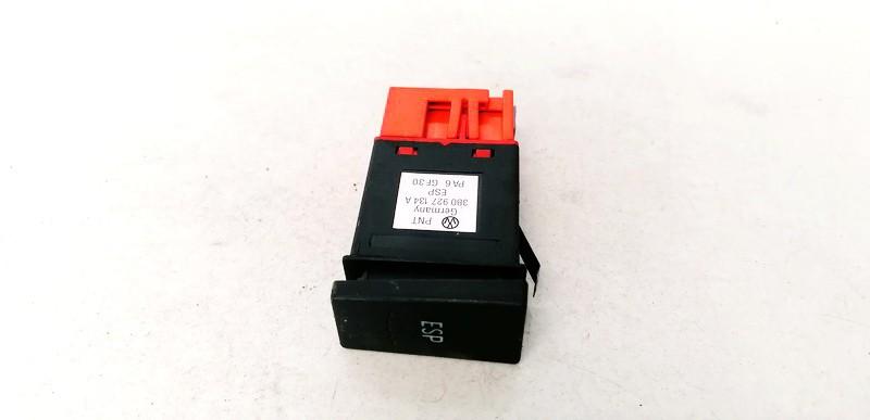 ESP mygtukas Volkswagen Passat 2002    1.9 3B0927134A