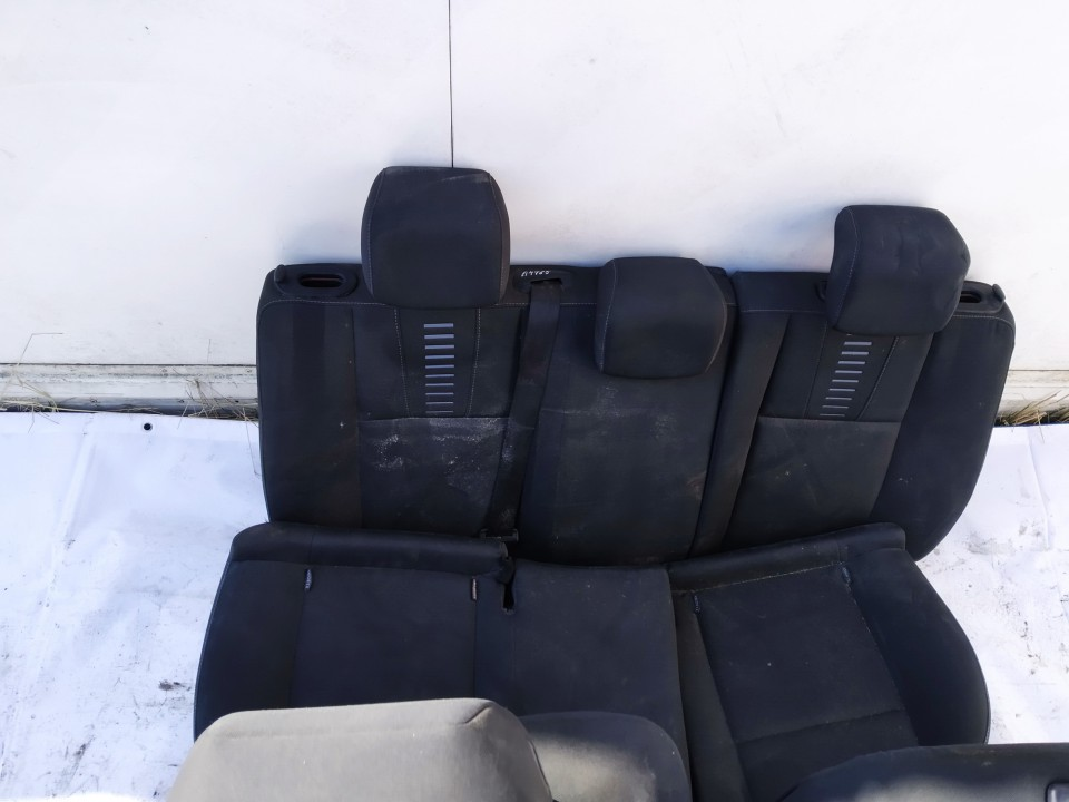 Salono sedyniu komplektas Renault Megane 2009    1.6 used