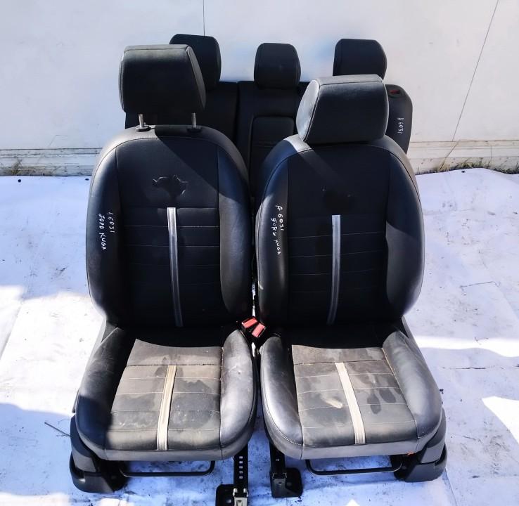 Salono sedyniu komplektas Ford Kuga 2009    2.0 used