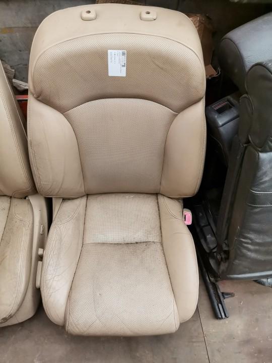 Salono sedyniu komplektas Lexus IS - CLASS 2006    2.2 used