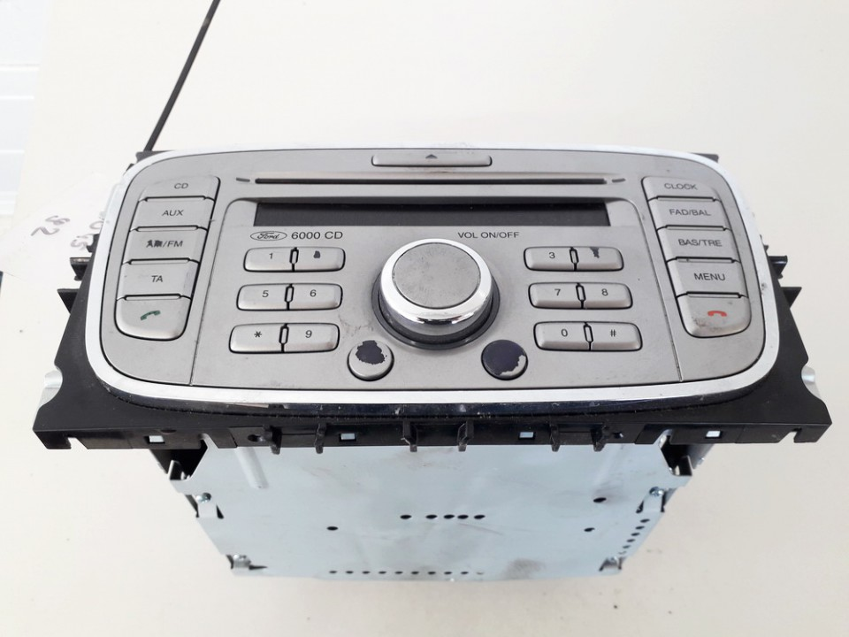 Autoradio Ford S-Max 2009    2.0 8S7T18C815AC