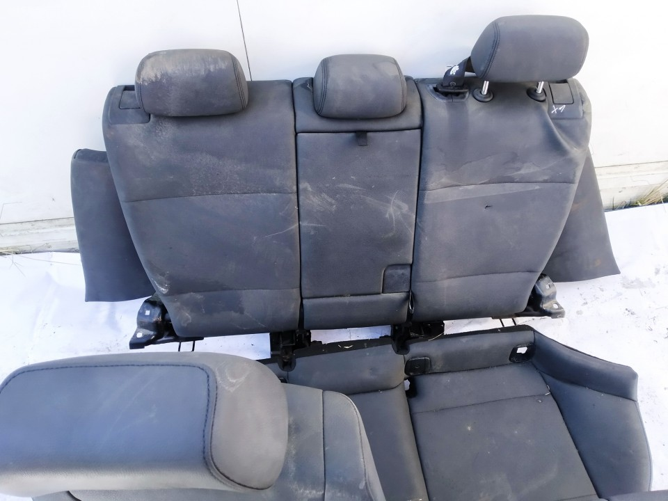 Salono sedyniu komplektas BMW X1 2009    0.0 used