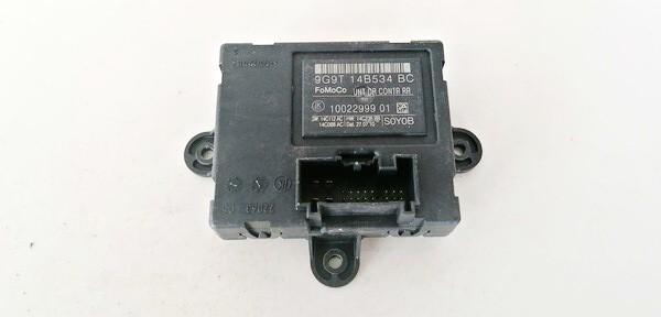 Door control relay (DOOR CONTROL UNIT MODULE ECU ) Volvo XC 70 2012    2.4 9G9T14B534BC