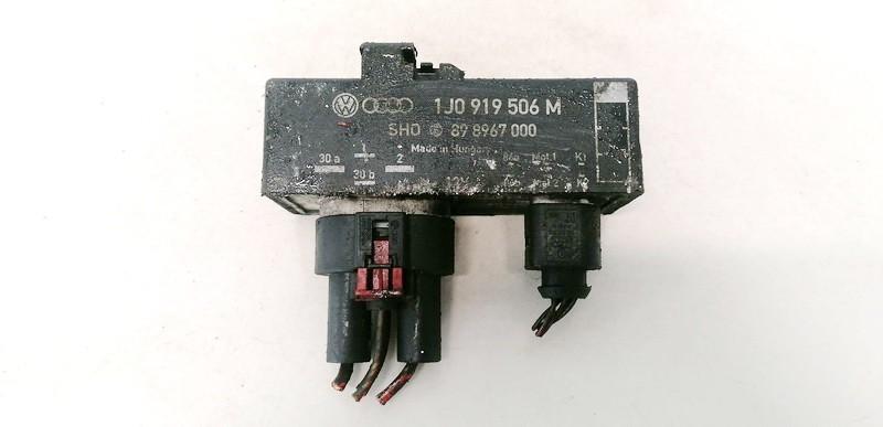 Blower Fan Regulator (Fan Control Switch Relay Module)  Seat Ibiza 2010    1.4 1J0919506M
