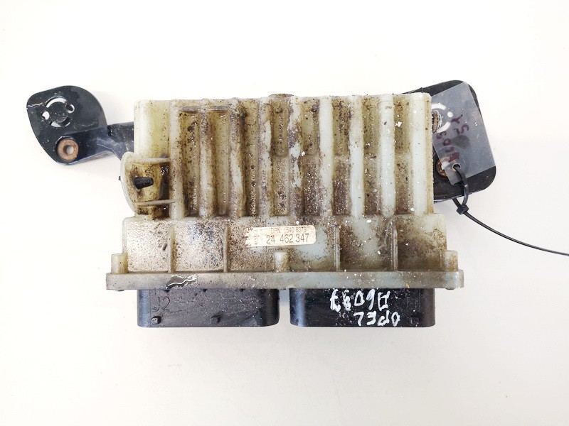 Blower Fan Regulator (Fan Control Switch Relay Module)  Opel Zafira 2000    2.0 24462347