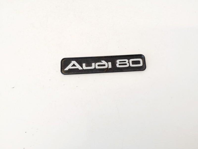 Kiti zenkliukai Audi 80 1994    0.0 used