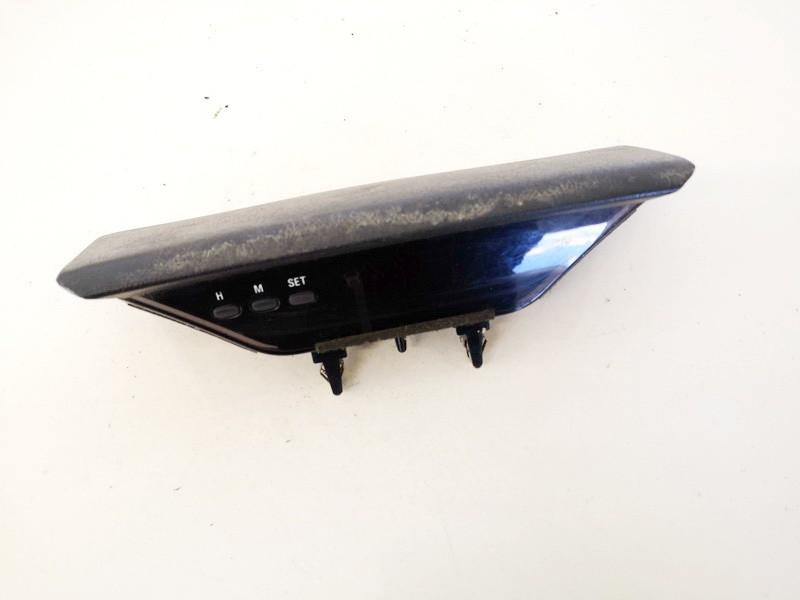 Dashboard Radio Display (Clock,Info Monitor,BORD COMPUTER) Mitsubishi Galant 2001    0.0 mr216461