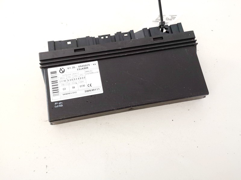 General Module Comfort Relay (Unit) BMW 5-Series 2004    2.2 61356945029xx