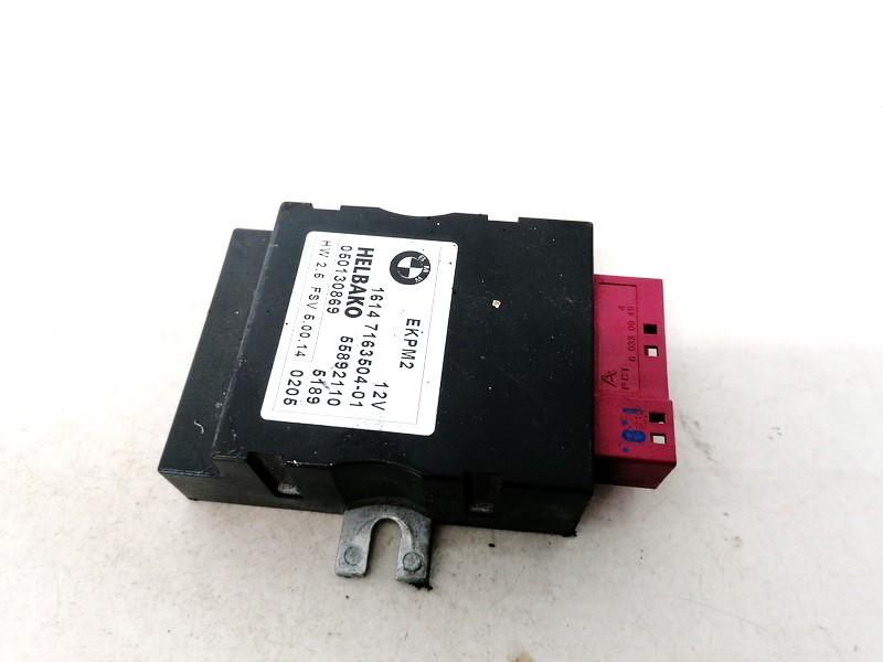 Door control relay (DOOR CONTROL UNIT MODULE ECU ) BMW 5-Series 2003    0.0 1614716350401