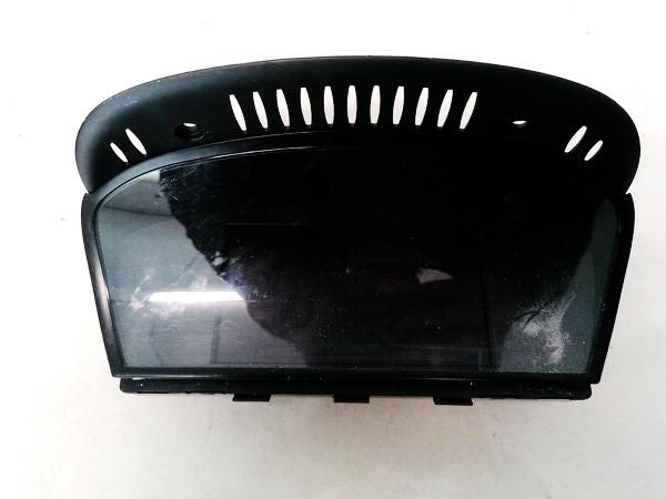Navigacijos ekranas BMW 5-Series 2003    0.0 65826957342