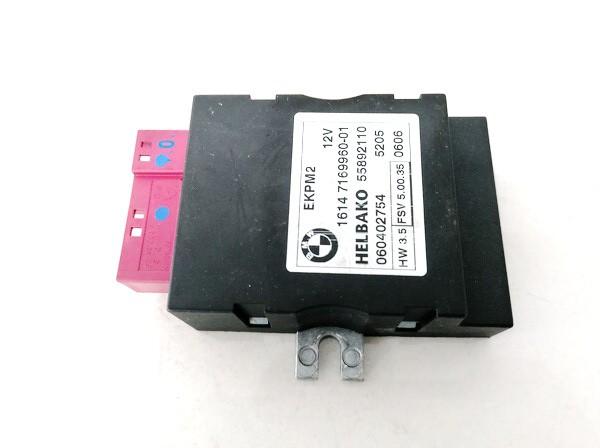 Signalizacijos blokelis BMW 3-Series 2002    0.0 55892110