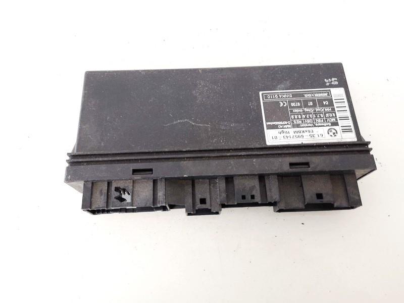 General Module Comfort Relay (Unit) BMW 5-Series 2005    0.0 6135695714301