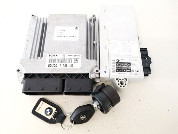 Engine Management ECU Kit BMW 5-Series 2007    3.0 0281012190