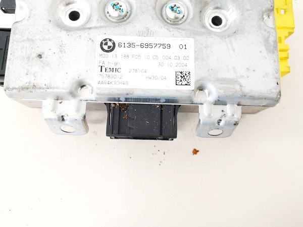 Door control relay (DOOR CONTROL UNIT MODULE ECU ) BMW 5-Series 2004    2.0 61356957759