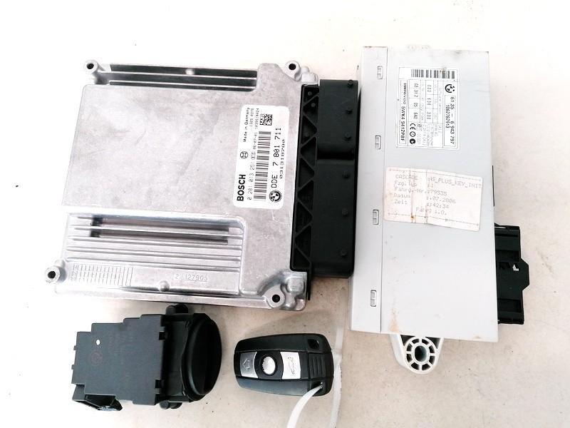 Engine Management ECU Kit BMW X3 2006    2.0 0281013251