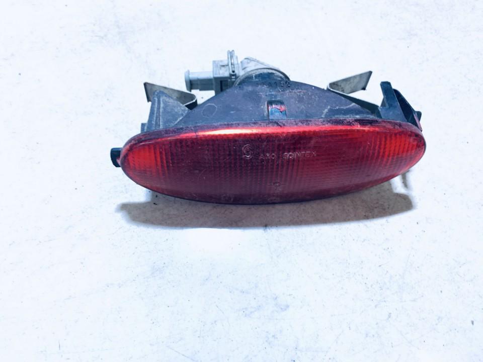 Ruko Zibintas G. galinis vidurinis Peugeot 206 1999    0.0 4510622
