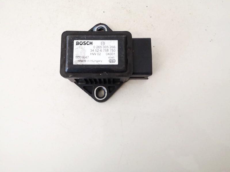 Esp Accelerator Sensor (ESP Control Unit) BMW 5-Series 2004    3.0 34526758750