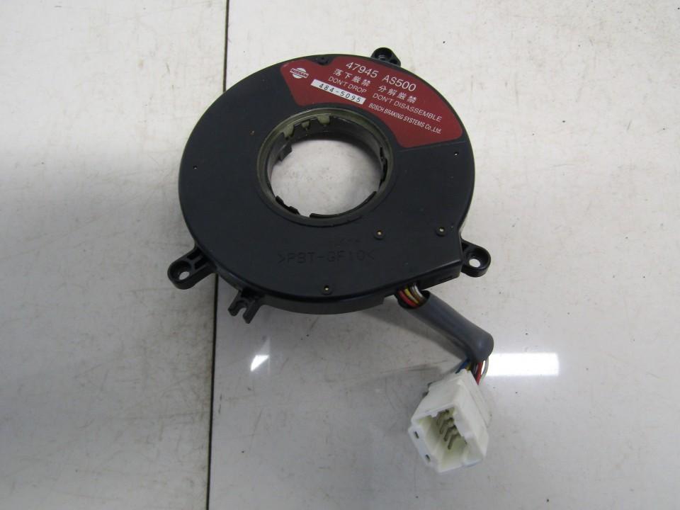 Steering Wheel Angle Controller Sensor Nissan 350 Z 2004    3.5 47945AS500