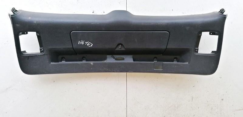 Audi  Q7 Bagazines vidine apdaila