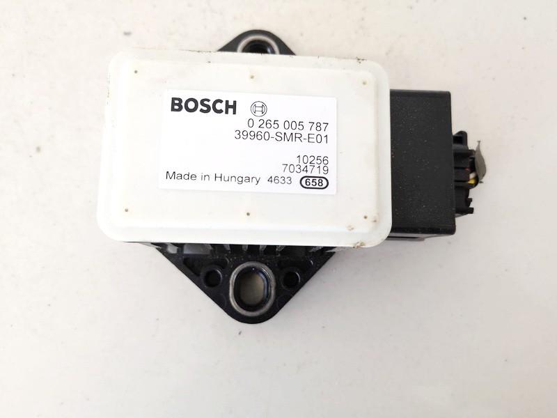 Esp Accelerator Sensor (ESP Control Unit) Honda Civic 2010    2.2 39960smre01