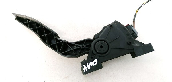 Accelerator throttle pedal (potentiometer) Opel Vectra 2002    2.2 9186724