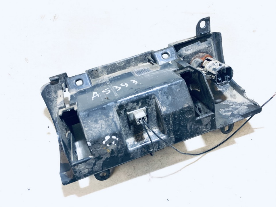 Cigarette lighter cover assembly Fiat Ducato 2005    2.3 130395601