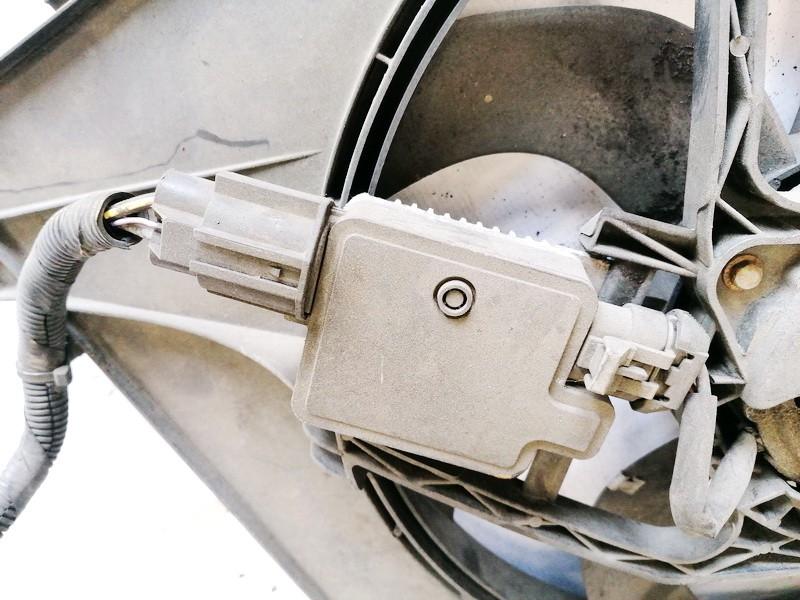 Blower Fan Regulator (Fan Control Switch Relay Module)  Ford S-Max 2007    0.0 940002904