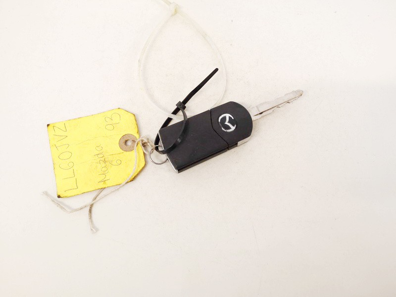 Remote Key Mazda 6 2002    0.0 used