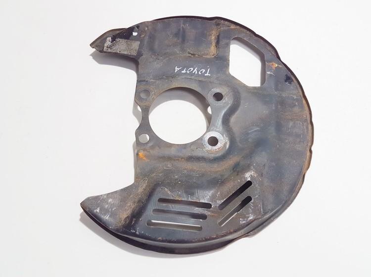 Stabdziu disko apsauga priekine desine (P.D.) Toyota MR2 2001    0.0 used