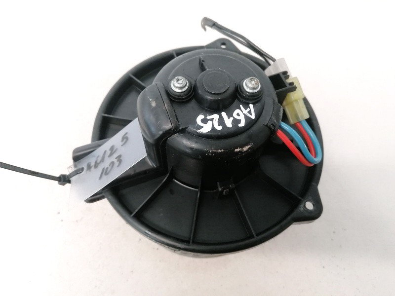 Heater blower assy Mitsubishi Space Star 1999    1.3 MF0160700260