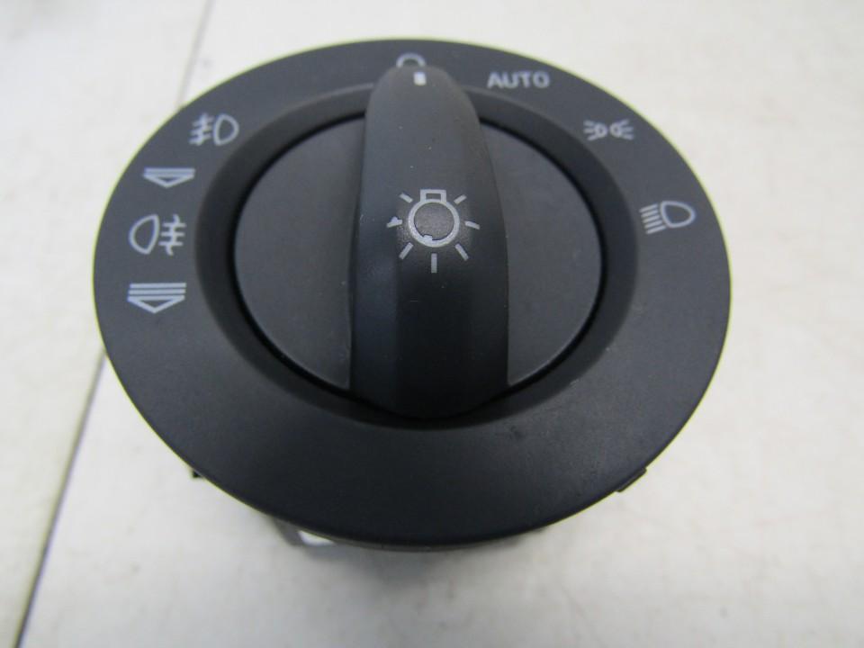 Headlight adjuster switch (Foglight Fog Light Control Switches) Audi Q7 2007    3.0 4F1941531D