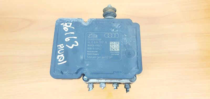 ABS Unit (ABS Brake Pump) Audi Q7 2007    3.0 4l0614517a