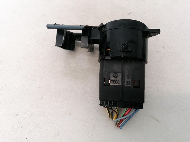 Headlight adjuster switch (Foglight Fog Light Control Switches) Volkswagen Passat 2002    1.9 1C0941531
