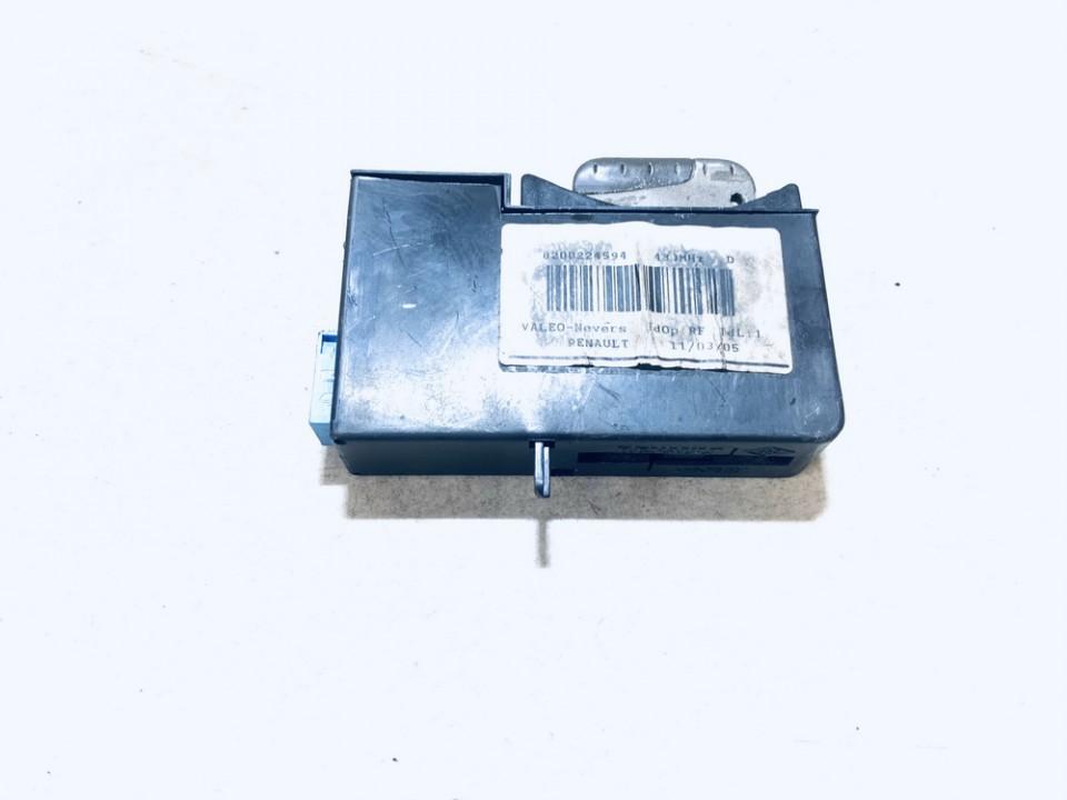 Key Card Reader (CARD READER IGNITION LOCK) Renault Laguna 2002    1.9 8200224594