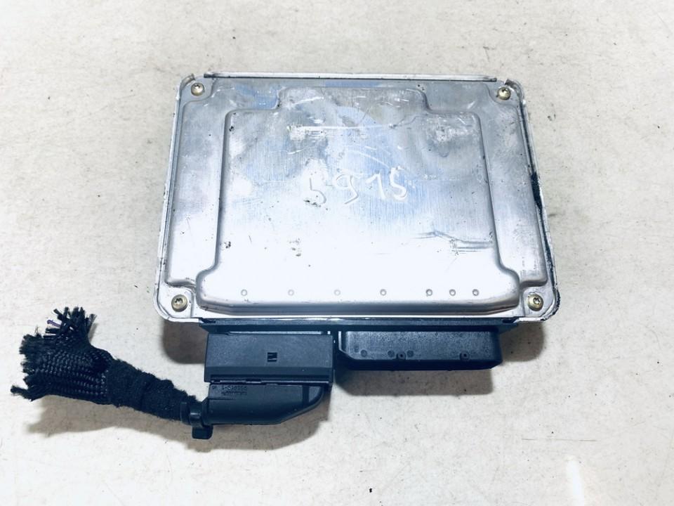 ECU Engine Computer (Engine Control Unit) Audi A4 2003    1.9 038906019jq
