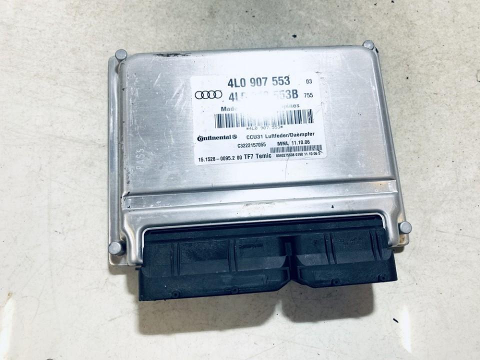 Audi  Q7 Kiti kompiuteriai