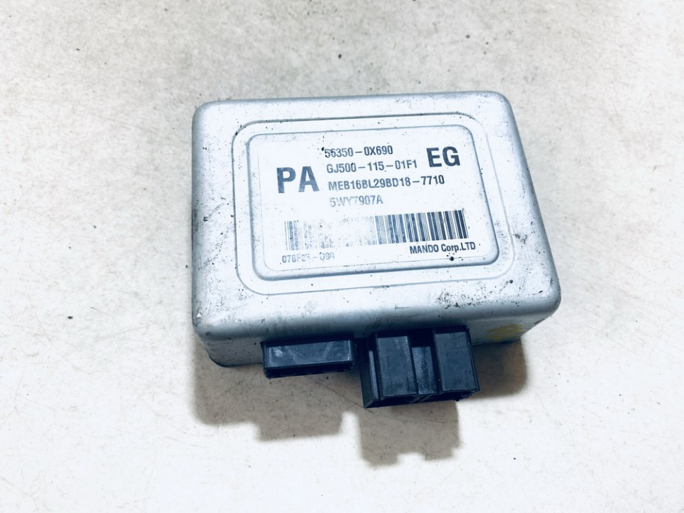 Power Steering ECU (steering control module) Hyundai i10 2008    0.0 563500X690